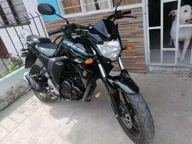 Vendo moto fz en muy buen estado