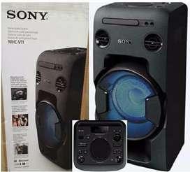 Parlante Sony Mhc-v11 tecnología BLUETOOTH® alta potencia