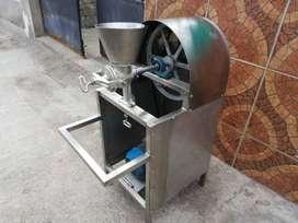 Molino Automatico con estructura en acero Inoxidable 304
