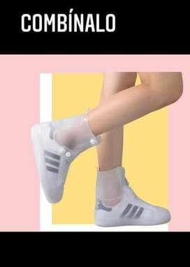 Protectoe de zapatos para niños y adultos
