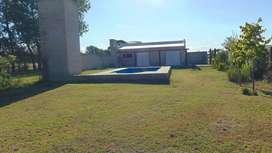 Vendo casa quinta-Gral Pico