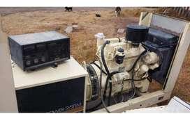 Generador Kholer Motor Jhon Deere