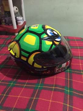 Casco AGV tartaruga