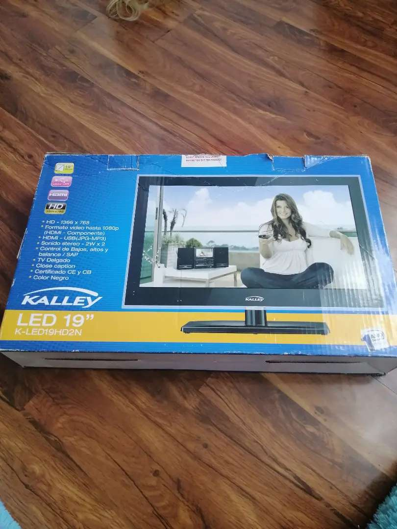 TV KALLEY LED 19 0