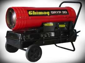 alquiler calefactor para eventos y fiestas
