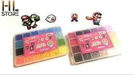 Perlas de 48 colores para pixel art