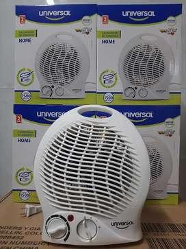 Calefactores calentadores de ambiente marca universal