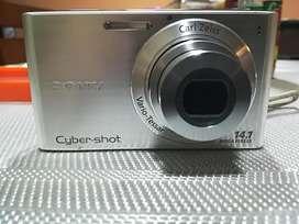 Cámara Sony Cyber Shot W320 para Repuest