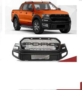 BODY KIT PARRILLA DELANTERA CAMIONETA FORD RANGER