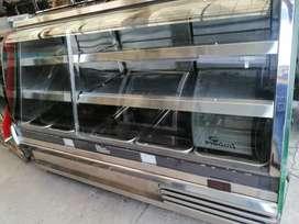 Comgelador mixto en acero