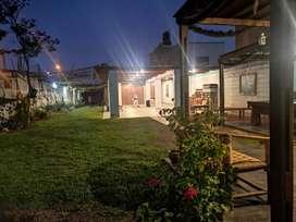 Local campestre 969049520 zona de areas verde y saln de baile