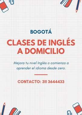 SE DICTAN CLASES DE INGLÈS