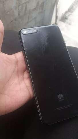 Vendo Huawei y6 2018