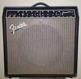 Vendo Amplificador Fender Champion 40