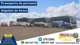 SERVICIO TRANSPORTE PERSONAL Y TURISTICO