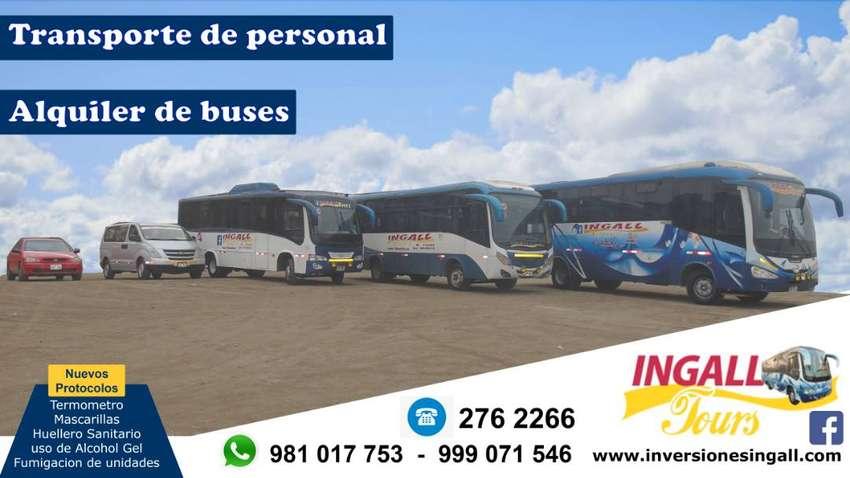 SERVICIO TRANSPORTE PERSONAL Y TURISTICO 0