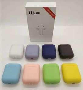 Auriculares Bluetooth Tws Inalámbricos I14