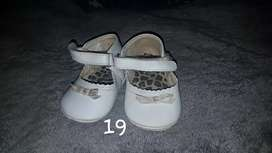 Calzado niñas. Talle 19. 20 .21.22