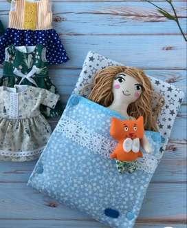 Muñecas con accesorios