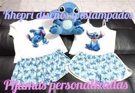 Pijama personalizada