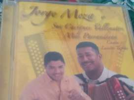 Cd de Jorge meza original