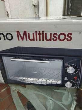 Vendo horno multiusos eléctrico
