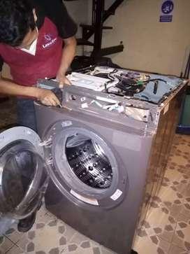 En Cucuta, Mantenimiento y reparacion de Lavadoras Carga Frontal y Superior: Mabe Electrolux LG Samsung Daewoo Whirlpool