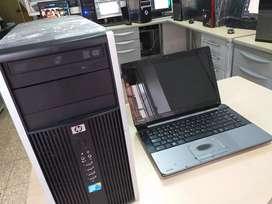 Servicios técnicos de equipos de informática reparaciones