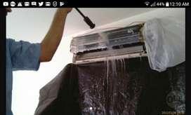 Aire acondicionado, Minisplit, reparacion, instalacion