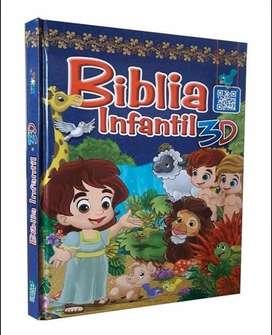 Biblia Infantil 3D