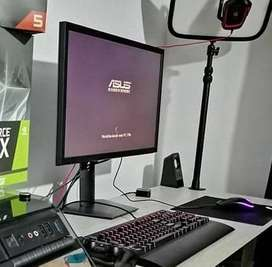 Monitor DELL 24 Gaming   1 ms 144 hz