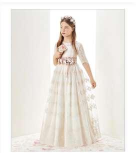 Vestido primera comunion Rosa Clara