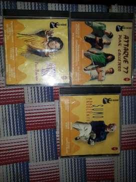 Vendo CD's
