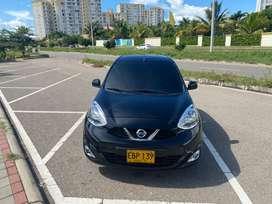 Nissan march sense automatico