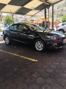 Mazda 3, 2015, flamante