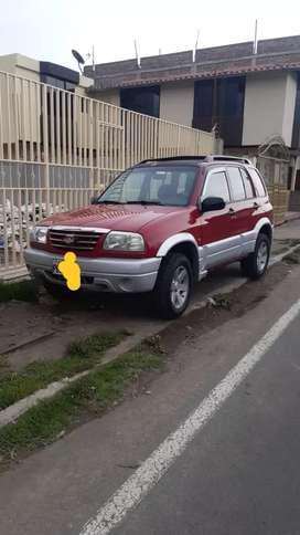 Chevrolet gran vitara de oportunidad