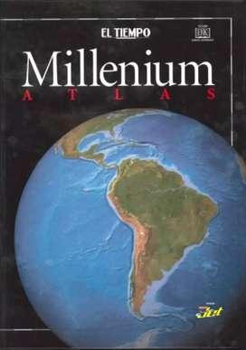 Atlas Millenium Mapa Mundo.