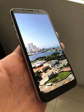 iPhone x de 64 gb como nuevo