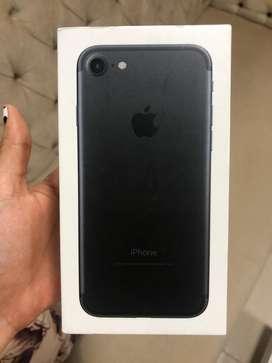 Iphone 7 negro