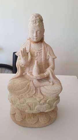 Diosa de la Misericordia, Kwan Yhin