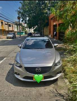 Vendo Mazda 6 Grand Touring 2015 Gran Oportunidad Negociables, Recibo Carro de menor valor
