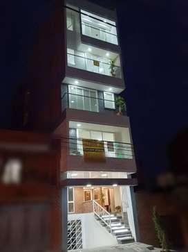 Proyecto Entre Pinos, Apartamentos nuevos