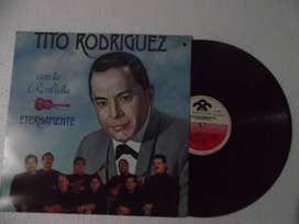 Tito Rodriguez Con La Rondalla. Lp. Vinilo