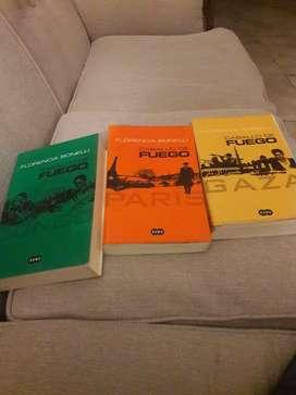 Trilogia Caballo de Fuego
