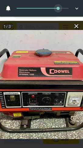 Generador eléctrico dowell