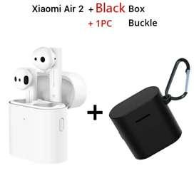Xiaomi Airdots Pro 2 - Nuevo y Original - Case Y Cable Siliconado -