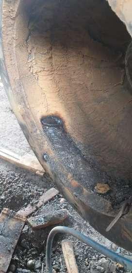 Nesecito 1 soldador con experiencia de relleno  con soldadura de citodur 600