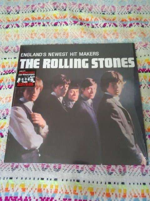 England's Newest Hit Makers - The Rolling Stones (vinilo) 0