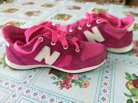zapatillas para nena