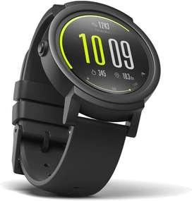 NUEVO Smartwatch ticwatch E wifi,gps, bluetooth, ok google, sensor ritmo cardiaco